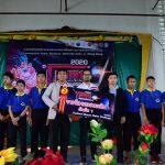 ได้รับรางวัลรองชนะเลิศการแข่งขันเตะจุดโทษ ระดับมัธยมศึกษาตอนต้น การแข่งขันหุ่นยนต์ คัดเลือกตัวแทนทีมชาติไทยเข้าร่วมการแข่งขันระดับชาติ International Robot Olympiad 2020(IRO 2020) at Hong Kong และได้เป็นตัวแทนทีมชาติไทย