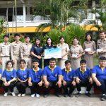 โครงการยุวชนประกันภัย ประเภทนักเรียน รางวัลรองชนะเลิศอับดับ 1 ระดับจังหวัด การประกวดหนังสั้นประกันภัย